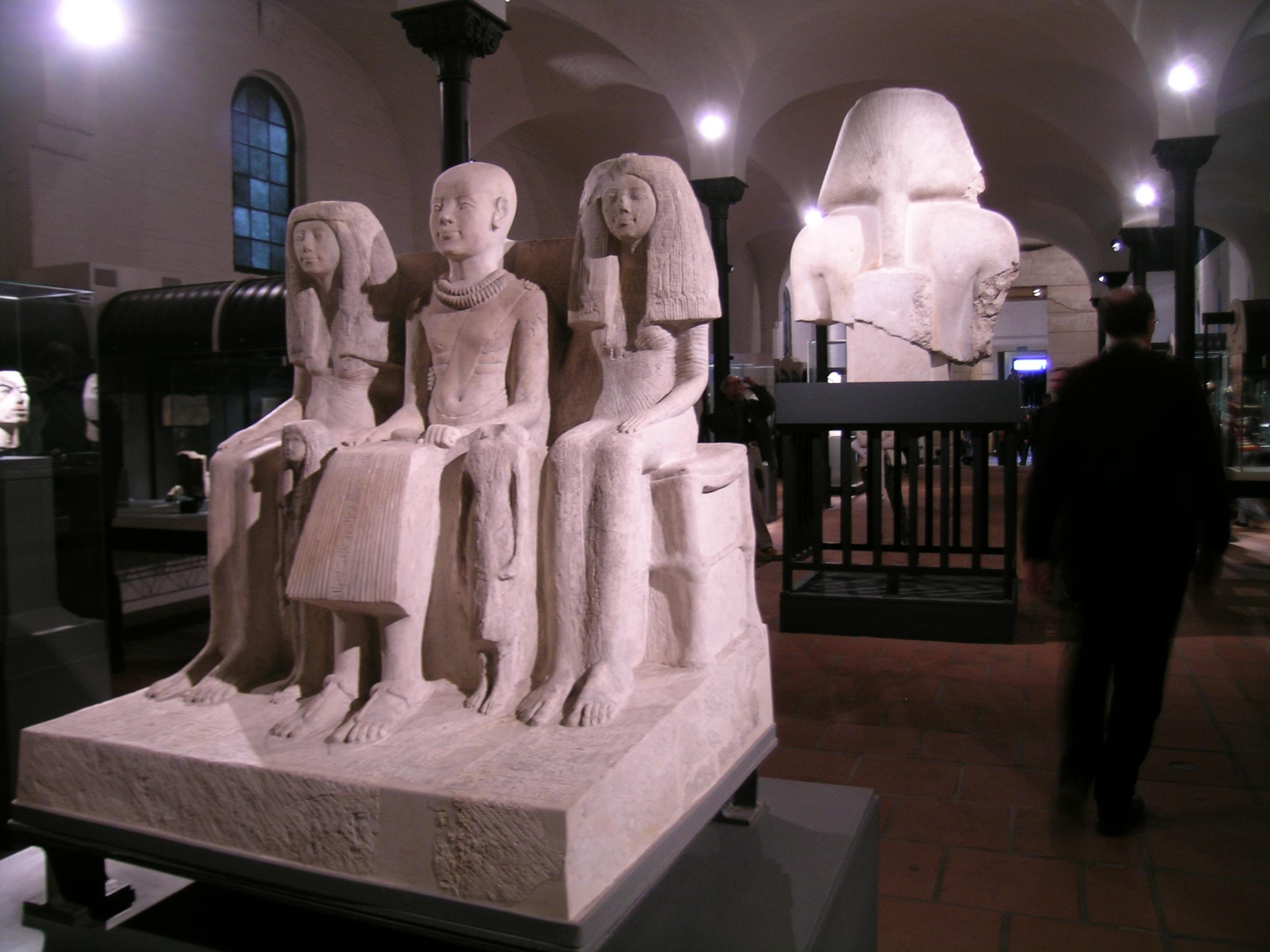 Berlin Mısır Eserleri Müzesi