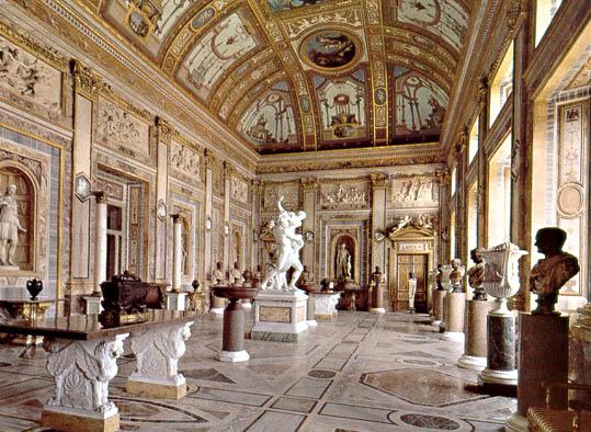 Galeri Borghese, Roma