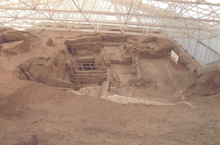 Melaart'ın açması, Çatalhöyük, 2006