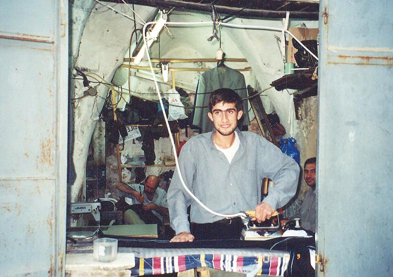 Terzi, Mardin, 2001.