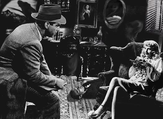 Double Indemnity-Çifte Tazminat, Billy Wilder, 1944.