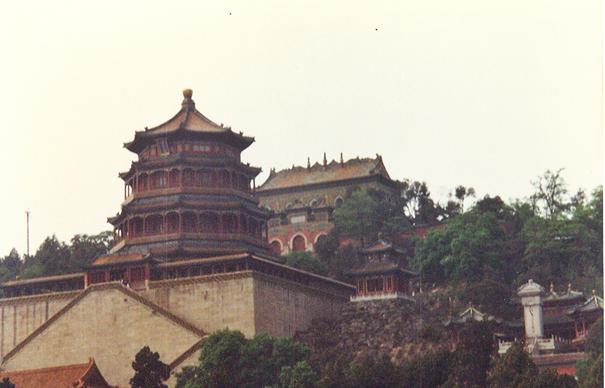 Beijing, Yazlık Saray.