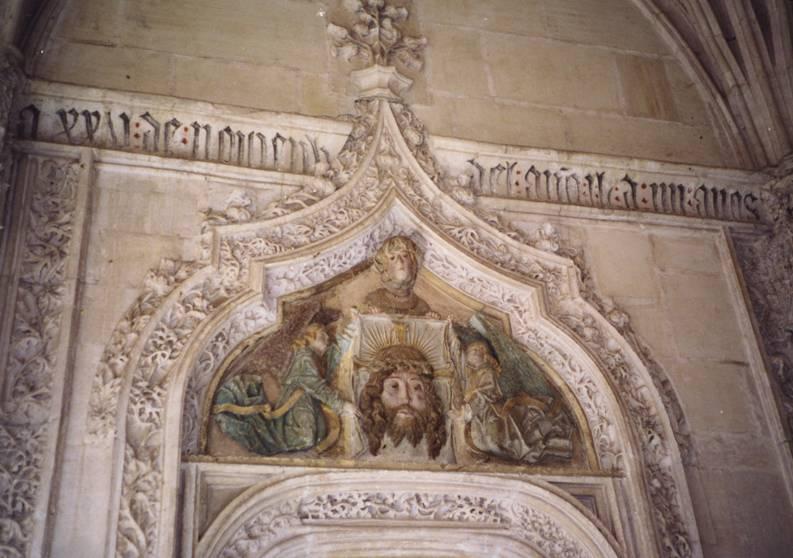Spain – Toledo, San Juan de los Reyes Franciscan Monastery, 15th Century.