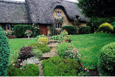 Kesin hatlar içeren klasik Fransız bahçesinin yerini, doğayı öykünen, el değmemiş gibi doğal ve dağınık görünen İngiliz bahçesi aldı. Klasik tarzdaki yılankavi kıvrımların ve çalılıkların moda olmaktan çıktığı 19. yüzyılda popüler olmuş, 20. yüzyılda,'İngiliz bahçesi' terimi peyzaj mimarları tarafından kullanılmaya başlanmıştır. İngiliz bahçesi dendiğinde akla ilk gelenler; doğal görünüm, çok çeşitli bitki kullanımı, renklere göre bitki gruplamaları, sebze köşesi, bahçe aksesuarı kullanımı gibi özelliklerdir.