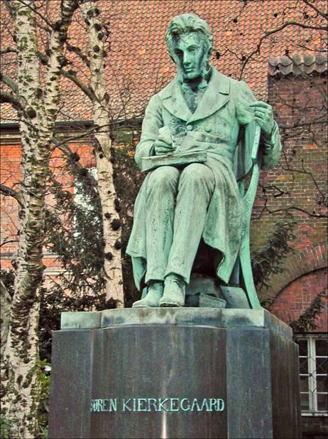 Kopenhag'daki heykeli.