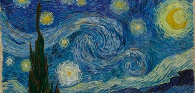 Van Gogh, Gece Görünümleri.