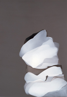 """Erich Fromm'un 1976 tarihli tezi ile aynı adı taşıyan, """"to have or to be"""", Güney Koreli sanatçı Choi'nin 2008 yılında Dublin'de açtığı sergisinde yer alan bir eseri. www.recirca.com"""