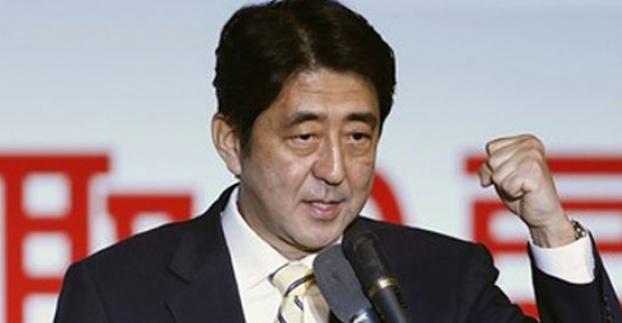 Şinzo Abe. Foto:ntvmsnbc.com