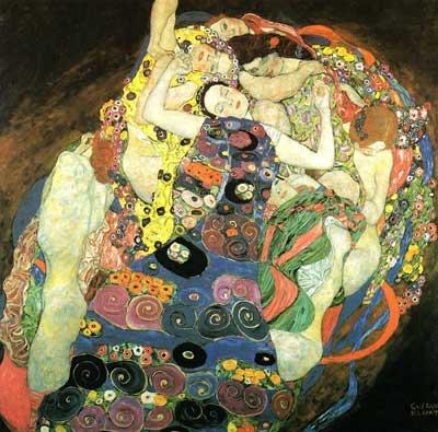 Bakire, Gustav Klimt. www.nkfu.com