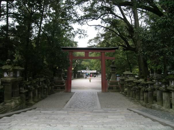 Nara, Kasuga Tapınağı.