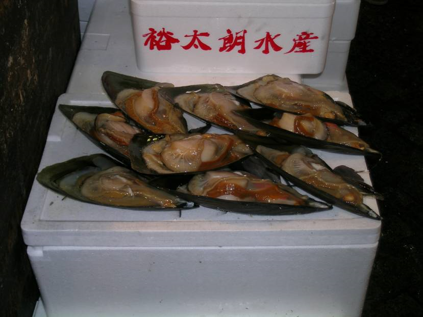 Tokyo'daki meşhur balık hali Tsujiki'de mezat sabah 5'te başlıyor. 150 kiloluk balıklar, çapı 2 metrelik ahtapotlar bulmak mümkün.