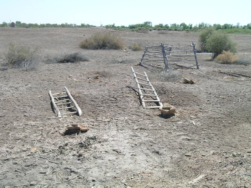 Köhne Urgenç, Türkmenistan.