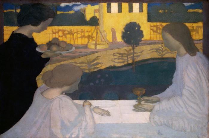 Maurice Denis, Martha ve Mary.