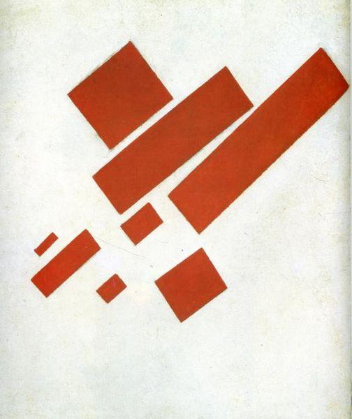 Kazimir Malevich, Otoportre, 1916.