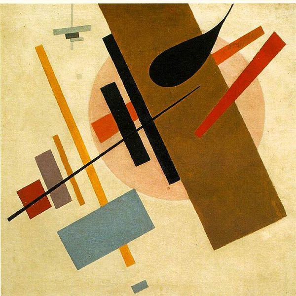 Kazimir Malevich, 1916.