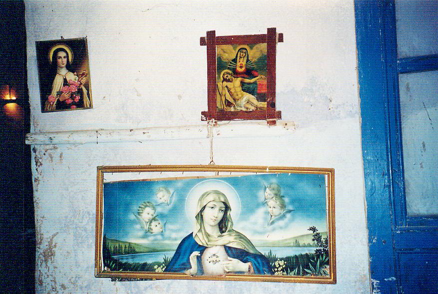 Dereiçi (Killit) Köyü, Mor Yuhanon Kilisesi'nden.