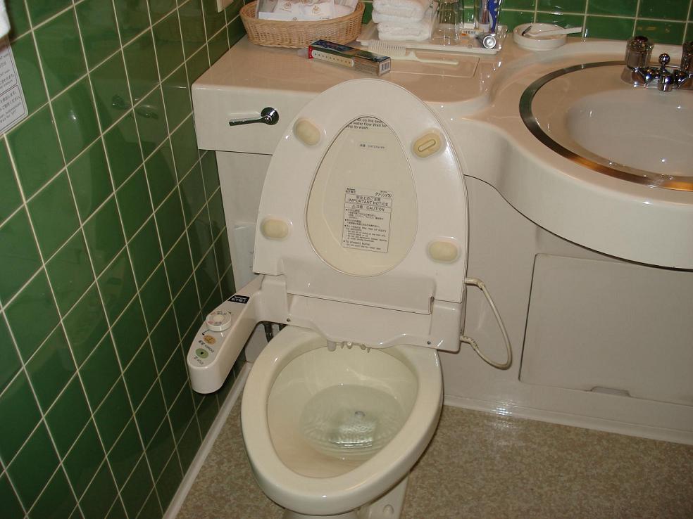 """Şinto inancına göre her hanede üç kami olduğunu, kuyu, mutfak ve tuvalet kamilerinin bu yerlerin temizliğini sağladığını Şinto 2 bölümünde belirtmiştik. Japon icadı klozetler ayarlanabilen ısıtmalı kapakları ve gelişmiş yıkanma imkanları ile gerçek bir konfor ve temizlik imkanı sunmaktadır. Japonya'daki umumi tuvaletlerin temizliği, evinizdeki özel tuvaletinizi kullandığınız şekilde umumi tuvaletlerden yararlanmanıza imkan verecek ölçüdedir. Bu gelişmiş klozetler sadece evlerde ve bol yıldızlı otellerde değil, umumi tuvaletlerde de kullanılmaktadır. Bu klozetlerin icadında yukarıda sözünü ettiğimiz inancın etkisini bilemiyoruz ama Japon klozetlerinin teknolojinin temizlik ve konfor için kullanımı adına harika bir örnek olduğunu söyleyebiliriz. Ancak bu klozetlerin diğer ülkelerde de yaygın olarak kullanıma geçmemiş olması, """"kullanmasını bilmek"""" gerektiğini göstermektedir diye düşünüyoruz. www.itusozluk.com"""