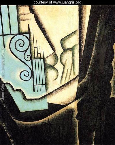 Juan Gris, Zar, 1922.