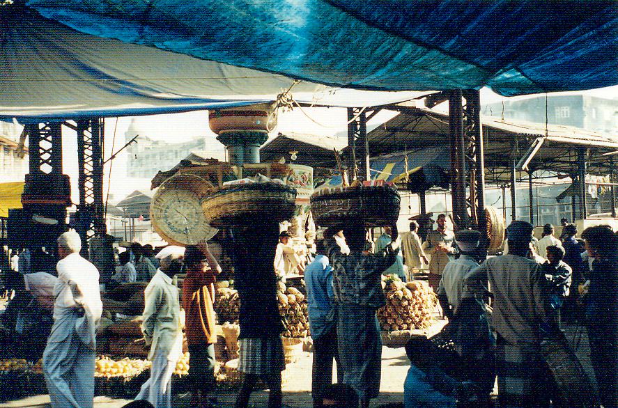 Mumbai Hali.
