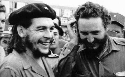 1968'in bazı sembol isimleri var. Che Guevara, Fidel Castro, Dubcek, Martin Luther King, Stokely Carmichael gibi. Fotoğraf: www.oynakbeyi.com.
