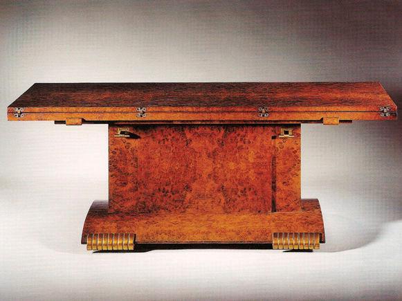 Art Deco mobilyanın ünlü tasarımcısı Emile-Jacques Ruhlmann (1879-1933)'nın bir tasarımı.