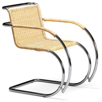 1926-7 yılında Mies tarafından tasarlanan konsol sandalye.