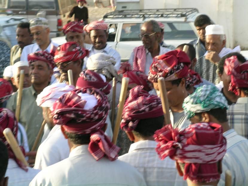 Yemen, Hadramut Vadisi.