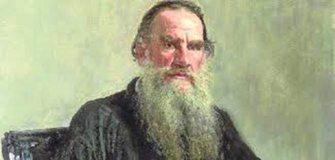 Tolstoy. Fotoğraf: www.assanews.com