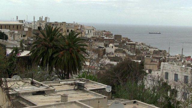 Cezayir'in Kasbah şehri Mehmet Ali Kılıçbay için büyü şehirlerden biri. Fotoğraf:www.bbc.com