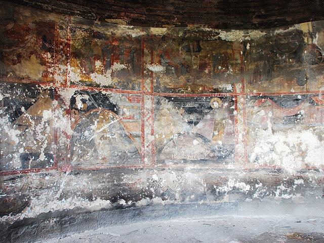 Kültür Bilincini Geliştirme Vakfı - Euphemia Martirionu Restorasyonu Fotoğraf: www.kulturbilinci.org