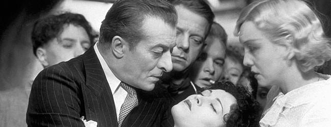 Jean Renoir'ın sosyal çağrışımları olan, şiirsel yanlar taşıyan filmi Mr. Lang'ın Suçu'ndan bir sahne, 1938. Fotoğraf:lowbrowsing.com