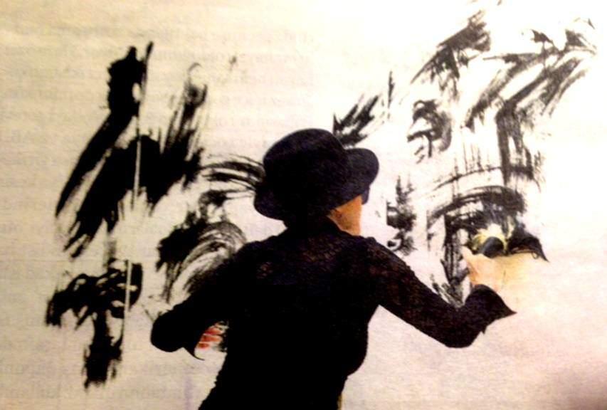 Yoko Ono   nun Frankfurt   ta a  231   lan Half-a-Wind Show isimli    Yoko Ono 1950
