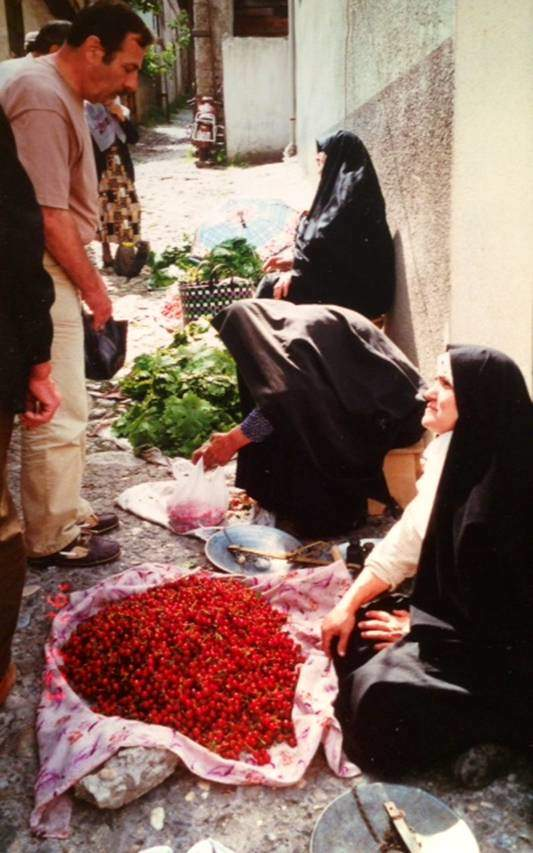 Safranbolu köylü pazarından bir başka görüntü.