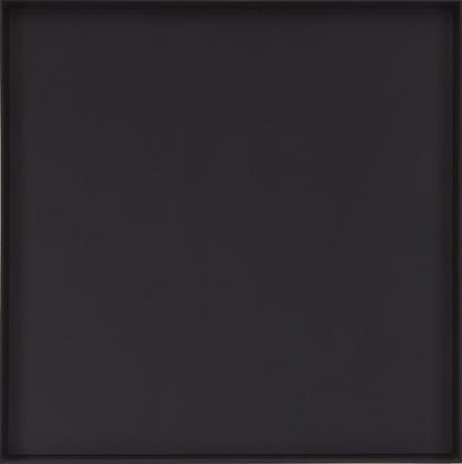 Ad Reinhardt'ın 1963 yılında yaptığı eserlerinden biri. İlk kez Geç Resimsel Soyutlama bölümünde adından söz ettiğimiz iki sanatçıdan, Frank Stella ve Ad Reindardt'a tekrar yer veriyoruz. Frank Stella'nın Siyah Resimler serisine görsel örneği Geç Resimsel Soyutlama bölümünde vermiştik. Fotoğraf:www.moma.org