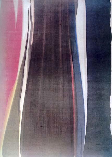 Morris Louis, Untitled, 1959. Fotoğraf:www.joniweyl.com