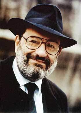Umberto Eco, İtalyan bilim adamı, yazar, edebiyatçı, eleştirmen ve düşünür. Aynı zamanda Orta Çağ estetiği ve göstergebilim dallarında uzman. Fotoğraf:peripoietikes.hypotheses.org