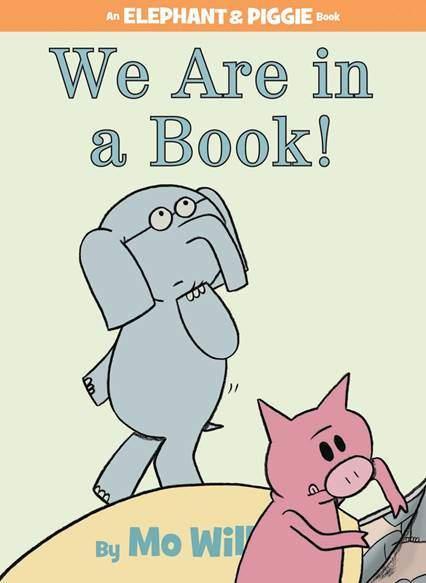 ABD'li yazar Mo Willems'in hazırladığı çocuk dizilerinden birinin başlığı tam da üstkurmacayı anlatıyor. Fotoğraf: woodcliffpreschool.blogspot.com