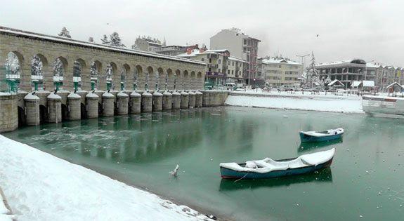 Beyşehir Gölü. Fotoğraf: www.konsensushaber.com
