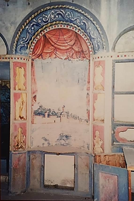 Evin önemli odaları üst katta bulunurken, mutfak ve kiler zemin katta yer almaktadır. Fotoğraf: Füsun Kavrakoğlu