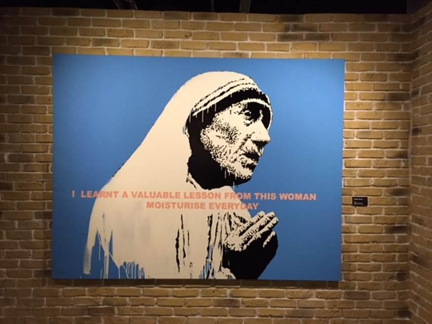 Mother Theresa, 2006. Fotoğraf: Füsun Kavrakoğlu