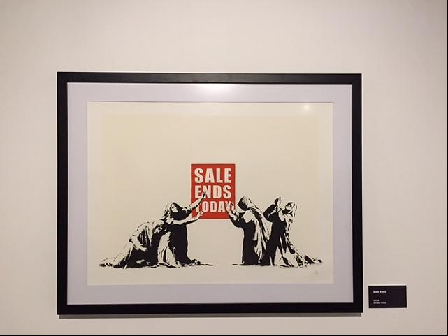 Sale Ends, 2006. Fotoğraf: Füsun Kavrakoğlu