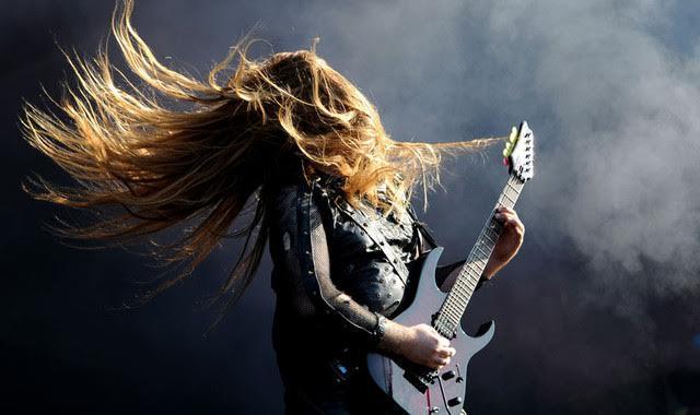 Heavy Metal Fotoğraf:www.nme.com