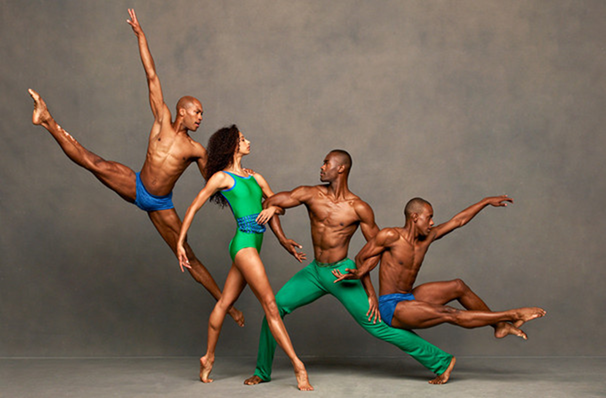 Alvin Ailey American Dance Theater. Fotoğraf: www.chicago-theater.com