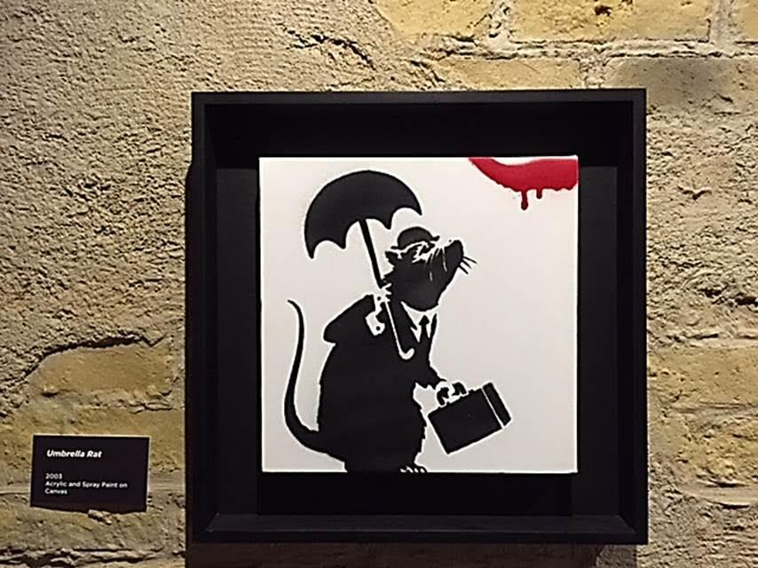 Umbrella Rat, 2003. Fotoğraf: Füsun Kavrakoğlu