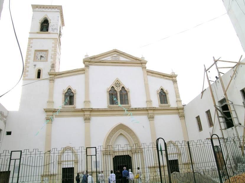 Santa Maria degli Angeli. Burası 1928 yılına kadar şehrin katedraliymiş. En son 1891 yılında restore edilmiş. Fotoğraf: Füsun Kavrakoğlu