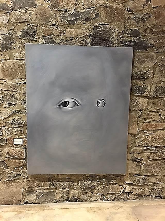 İsimsiz, Şenay Kazalova, 2007. Baksı Müzesi, 2016. Fotoğraf: Füsun Kavrakoğlu