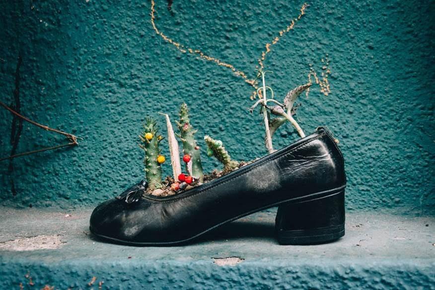 1987 İstanbul doğumlu sanatçı Emir Tomaç'a ait bir fotoğraf. Fotoğraf: Sanat Karavanı