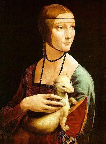 Single Ladies, Mehmet Turgut, Contemporary İstanbul 2013. Mehmet Turgut, Rönesans'ın büyük ustası Leonardo da Vinci'nin kadın portrelerine odaklanan, dört fotoğraftan oluşan Single Ladies adlı serisiyle 8. Contemporary İstanbul'da yer almıştı. Sanatçının Leonardo da Vinci'nin Erminli Kadın (1485-1490) adlı tablosunu yorumladığı fotoğraf. Mehmet Turgut'un bu seri ile geçmiş ve bugün arasındaki sürekliliği sorguladığı yazılmıştı. Fotoğraf: Füsun Kavrakoğlu; www.lairweb.org.nz