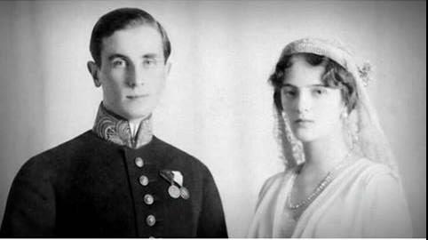 Prens Feliks Yusupov, Rus Çarı II. Nikola'nın tek yeğeni Prenses İrina Romanova (1895-1970) ile 1914 yılında evlendi. Kadın delisi olduğu söylenen Rasputin'in Prenses İrina'da da gözü olduğu söylenirdi. Fotoğraf: Imgrum