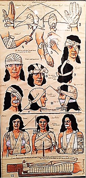 Human Target, Kezban Arca Batıbeki, 2015. Sanatçının, antika anatomik poster üzerine akrilik, kolaj ve kaligrafi ile ülkemizde sayıları gittikçe artan boşanmak isteyen, komutlara direnen kadınların cinayete kurban gitmesi, şiddete maruz kalması ile bağlantılı olarak düşünülebilecek eseri İstanbul Bienali 2015'te sergilenmişti. Fotoğraf: Füsun Kavrakoğlu